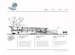 Città del Mare – Website