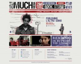 Tu Tu Much Media – Homepage