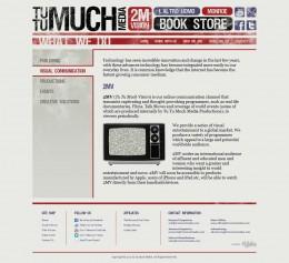 Tu Tu Much Media – What We Do